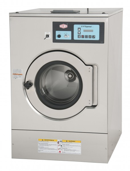 Rigid-Mount Commercial Washer